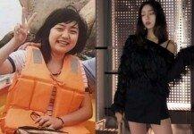 대학 들어가 다이어트에 성공해 여신으로 거듭난 여성 '화제'