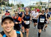 은행 관두고 22개월동안 196회 마라톤 완주한 남성 '화제'
