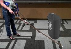 시각 장애인 위한 'VR(가상현실) 지팡이' 개발