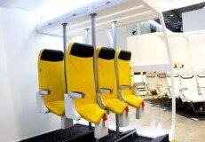 승객 20% 더 태운다는 신개념 비행기 좌석…의견 분분!
