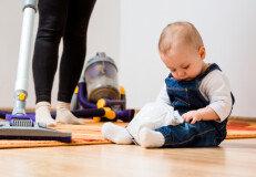 '지나치게 깨끗한 집' 아이들이 백혈병 위험 더 크다