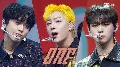 '최초 공개' 콜라맛 청춘가 '온앤오프'의 'Beautiful Beautiful' 무대 | Mnet 210225 방송