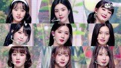 'STORAGE M' '(여자)아이들X아이즈원X위키미키'의 '다시 만난 세계' 무대 | Mnet 210225 방송