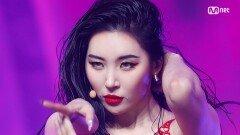 '최초 공개' 매혹의 캣우먼 '선미'의 '꼬리 (TAIL)' 무대 | Mnet 210225 방송
