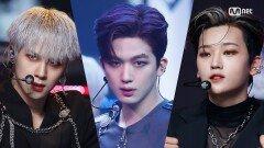 '최초 공개' 강렬 마라美 '위아이(WEi)'의 '모 아님 도' 무대 | Mnet 210225 방송