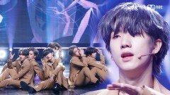 열정X패기 '저스트비'의 'DAMAGE' 무대   Mnet 210715 방송