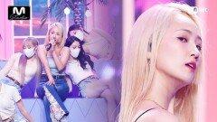 'STUDIO M' 싱어송라이터 '핫펠트'의 'Summertime (Feat. 김효은)' 무대   Mnet 210715 방송