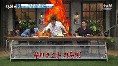 일반 짜장면의 6배, 몬스터 짜장면 도전! 성공? 실패? [먹는 것에 진심인 사람들 19] | tvN SHOW 210927 방송