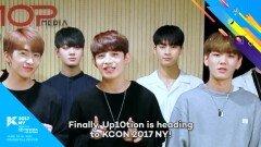 KCON_NY SHOUTOUT Up10tion 060717