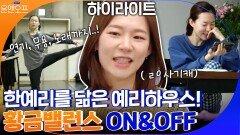 [#하이라이트#] 알파고 같은 배우 한예리의 삶! 연기+무용+노래까지 다 잘하는 한예리   tvN 210302 방송