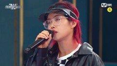 [스페셜] 연신내 이웃사촌(?) 간의 자존심 대결! 코카N버터 vs 훅 @K-POP 4대 천왕 미션 | Mnet 210921 방송