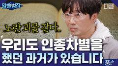 하멜은 조선에서 인종차별을 겪었다? 하멜 표류기의 진실과 뿌리 깊은 차별의 역사   #디글 #알쓸범잡   CJ ENM 210418 방송