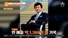 커스터마이징 속옷으로 매출 1600억?! 성공한 연예인 사업가 주병진!