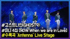 고스트나인, 'Antenna' Live Stage