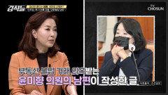 국민권위위원회 민주당 소속 의원 12명에게 '탈당' 권유 TV CHOSUN 210612 방송