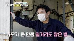 돼지 농장 인부가 된 배우 박은수의 충격적인 근황 TV CHOSUN 20210426 방송