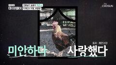 살짝 섬뜩(?)😱 잡아먹기 전에 '닭 영정사진' 남기는 이계인🐔 TV CHOSUN 20210426 방송