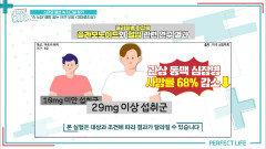 혈관 콜레스테롤 수치↘ 시키는 『대마종자유』 TV CHOSUN 20210721 방송