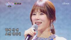 양지은 '붓' ♬ 희로애락을 함께한 나의 동료들♥ TV CHOSUN 210304 방송
