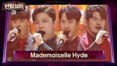 [풀버전] 열정의 하모니! 유채훈x박기훈x최성훈x정민성 'Mademoiselle Hyde'♪