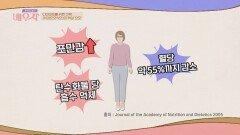 포만감은 높이고 혈당은 줄이는 '사과초모식초' | JTBC 210504 방송