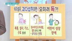 식이섬유, 과다섭취하면 오히려 독?! | KBS 210909 방송