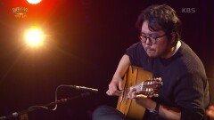 기타리스트 박주원 - Cockeyes Song <원스 어폰 어 타임 인 아메리카> | KBS 210124 방송