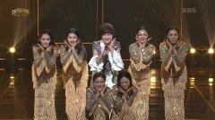 김연자+뉴위즈덤하모니 - 블링블링   KBS 210801 방송