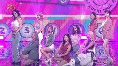 프로미스나인 - Talk & Talk | KBS 211017 방송