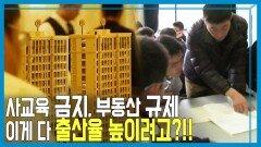 중국 사교육 전격 금지, 부동산도 출렁   KBS 210904 방송