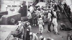 """레인 빅토리호로 구조된 한국 피난민들   """"1950년 흥남철수의 비밀 2부""""   KBS 210626 방송"""