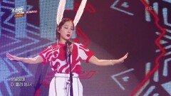 추다혜차지스 - 리츄얼댄스 | KBS 210804 방송