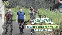 [예고] 일꾼 3총사, 오늘도 더 열심히 달립니다   KBS 방송