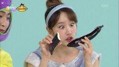 [꼬야식당] 겉은 보라색, 안은 연두색! 무슨 맛인지 궁금한 가지★ | KBS 210609 방송