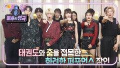 유일무이 태권돌 K타이거즈 제로! 화려한 수상 경력을 가진 멤버들~   KBS 210918 방송
