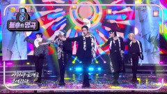 위아이(WEi) - 아리랑 메들리   KBS 210918 방송