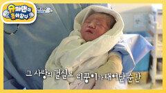 [최초공개] 리리남매 동생 리꿍이 태어나던 날! | KBS 210117 방송