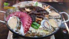 신선한 해산물과 각종 버섯을 한 그릇에! 문어 전복 버섯전골   KBS 210915 방송