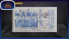 수집광으로 유명한 동진, 아끼는 수집품은 비틀스 멤버 모두 사인한 1965년 티켓?   KBS 210914 방송
