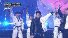 퍼포먼스 장인들의 환상 케미♥ '나태주& 상호.상민 - 힘내라 대한민국'   KBS 210320 방송