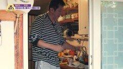 순재의 아침을 위한 허장금표 콩나물국과 고등어구이   KBS 211016 방송