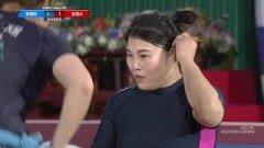 무궁화2부 결승 장영화 vs 임정수 [2020천하장사씨름대축제]
