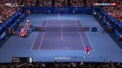 [ATP500 멕시코 오픈 결승 - 나달 vs 프리츠] 완벽하게 앞서나가는 나달