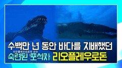 강력한 바다 괴물이자 수중 테러범, 리오플레우로돈 [공룡의 왕국 Deadly Dinosaurs]