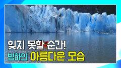 아름다운 빙하의 모습 [벤 포글과 야생의 사람들1]