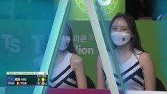 서현민 vs 쿠드롱 2세트 [TS샴푸 PBA 챔피언십 8강]  KBS N Sport 201005 방송