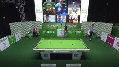 최원준 vs 쿠드롱 2세트 [TS샴푸 PBA 챔피언십 16강]  KBS N Sport 201005 방송