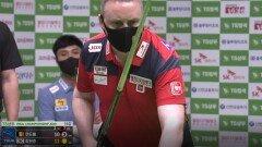 최원준 vs 쿠드롱 3세트 [TS샴푸 PBA 챔피언십 16강]  KBS N Sport 201005 방송