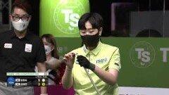 김세연 VS 임정숙 1세트 [TS샴푸 LPBA 챔피언십 결승]  KBS N Sport 201005 방송