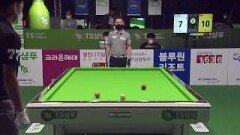 서현민 vs 마민캄 3세트 [TS샴푸 PBA 챔피언십 16강]  KBS N Sport 201005 방송